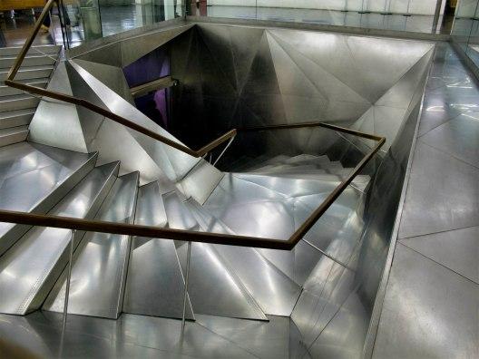 Spain, Madrid, Caixa Forum