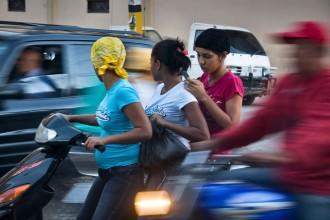 Dominican Republic, Santo Domingo, junction