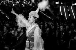 Italy, Turin, Terra Madre 2014 Opening Ceremony