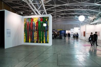 Italy, Turin, Artissima 2014,