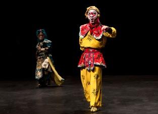 Italy, Turin, Beijing Opera