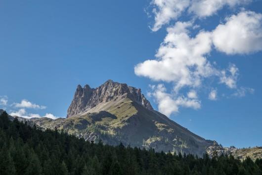 France, Vallée Etroite, Bardonecchia area, mount Thabor, 3178 m