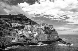 Italy, Liguria, Cinqueterre, Manarola perception