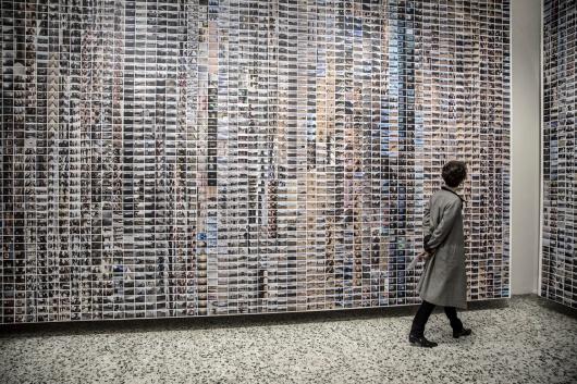 Italy, Piedmont, Turin, Torino Contemporary Art, Camera, Ai Weiwei work