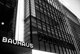 Germany, Saxen Anhalt, Dessau, Bauhaus, 2007
