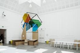Italy, Turin, College Carlo Alberto, Common Room, Truly Design