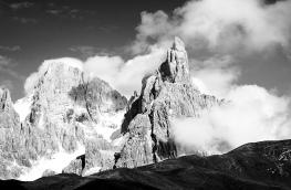 Italy, Trentino, S.Martino di Castrozza, Dolomiti, Pale di S.Martino