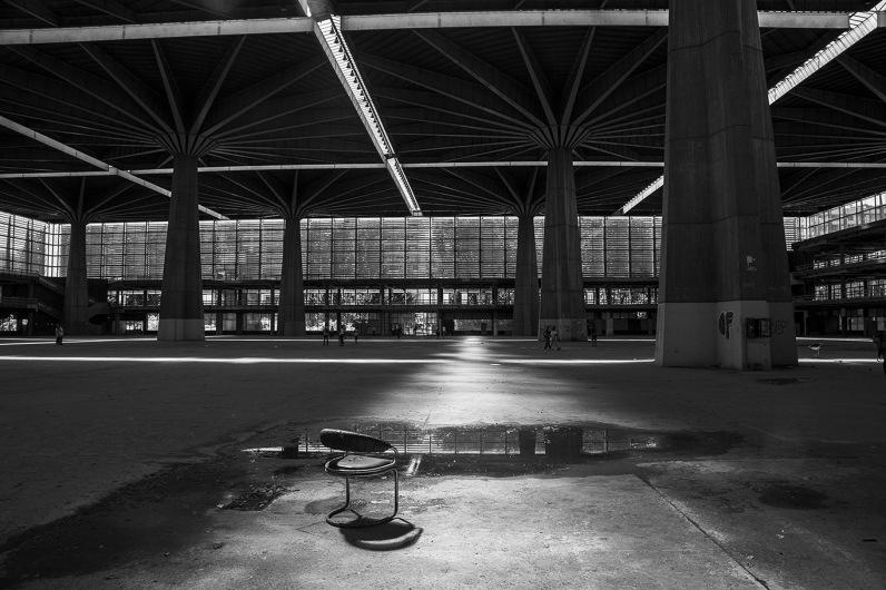 Italy, Piedmont, Turin, Palazzo del Lavoro (Pier Luigi Nevi, Gio Ponti, 1961)