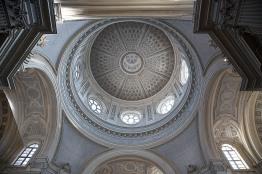 Italy, Turin, Venaria Reale, Unesco Heritage List, S.Uberto Royal Chapel, Filippo Juvarra, 1716